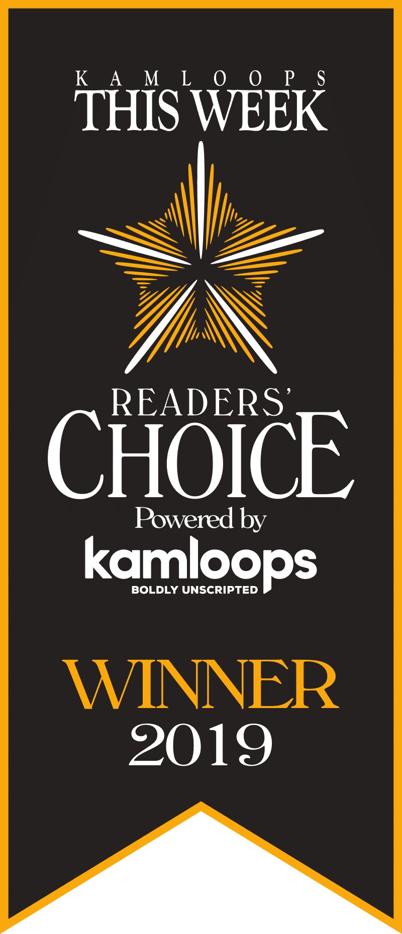 2019 Reader's Choice